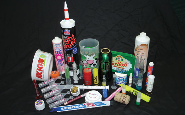 products decorated with Capex inks